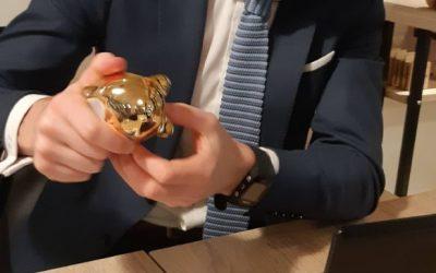 Zlato jako pojistka